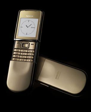 Фото Nokia Sirocco Gold Edition