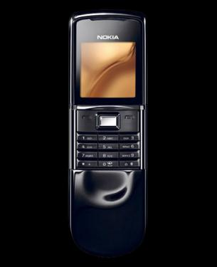 Фото Nokia Sirocco Dark (Black)