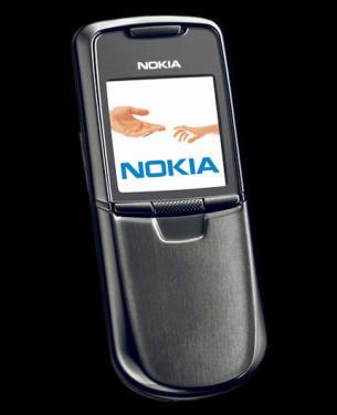 Фото Nokia 8800 Special Edition Gun
