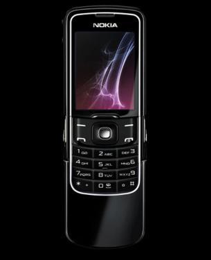 Фото Nokia 8600 Luna.