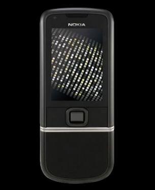Фото Корпус Nokia 8800 Arte Sapphire Black Оригинал