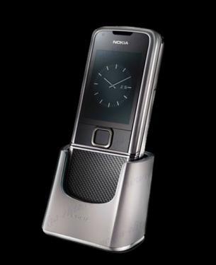 Фото Подставка (стакан) Nokia DT-19 Carbon Оригинал